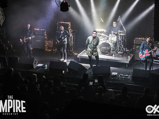 Blog - Oas-is Tribute Band
