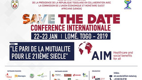 L'Association Internationale de la Mutualité (AIM) vous invite