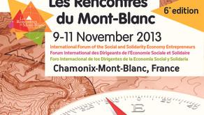 """RMB 2013 """" Changer le cap de la mondialisation avec l'ESS"""""""