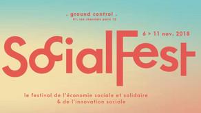 SOCIAL FESTIVAL – Le festival de l'ESS et de l'innovation sociale !