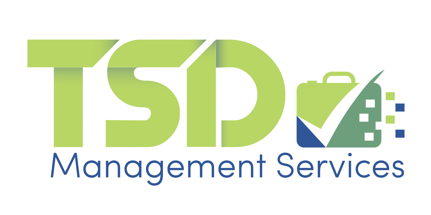 TSD virtual business logo