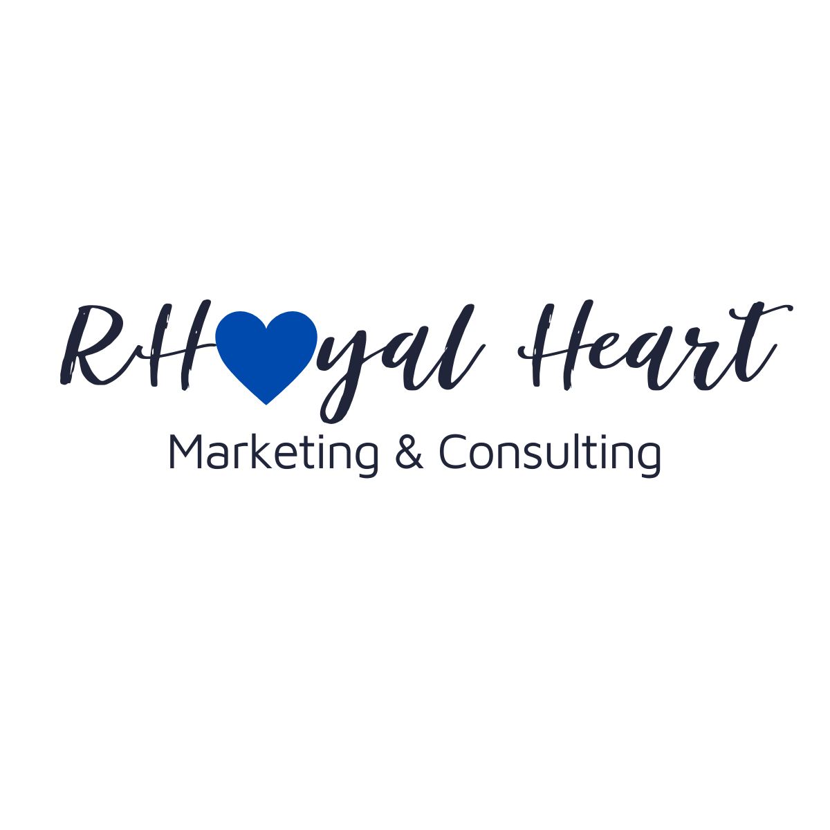 RHOyal Heart logo