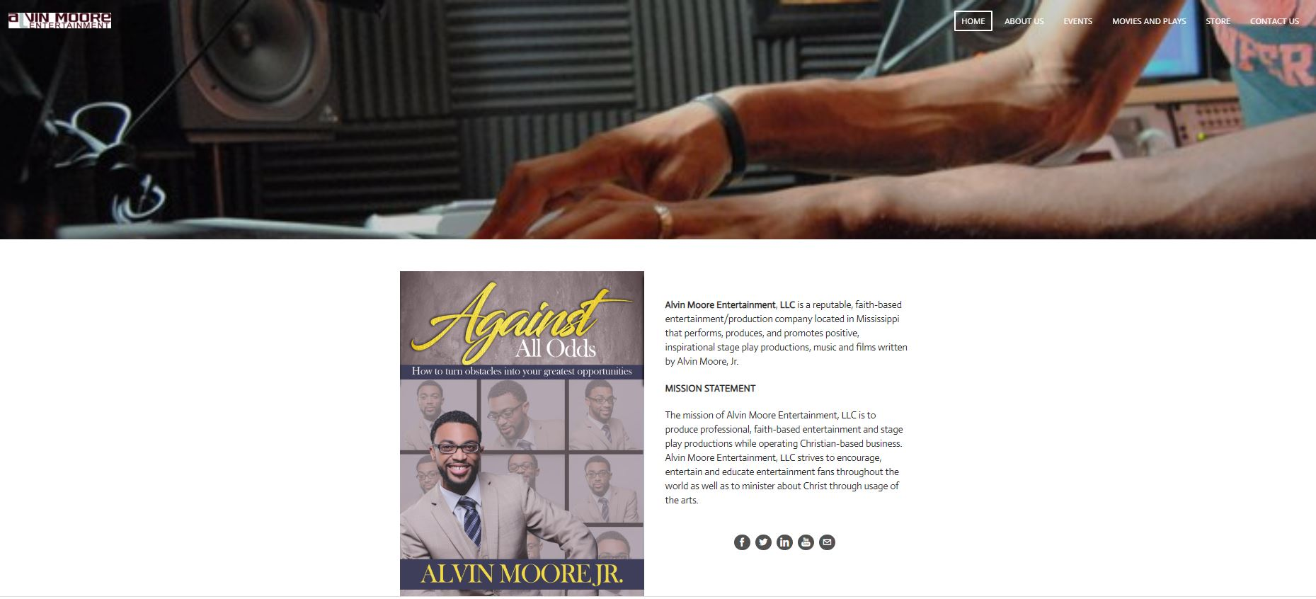 Alvin Moore Entertainment