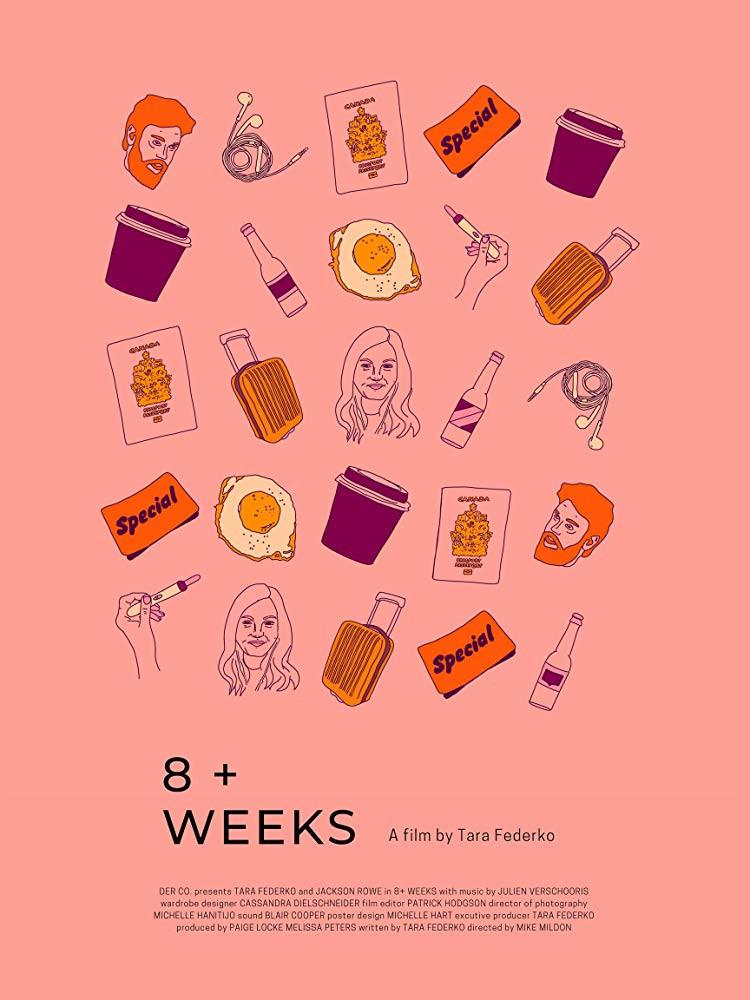8+ Weeks