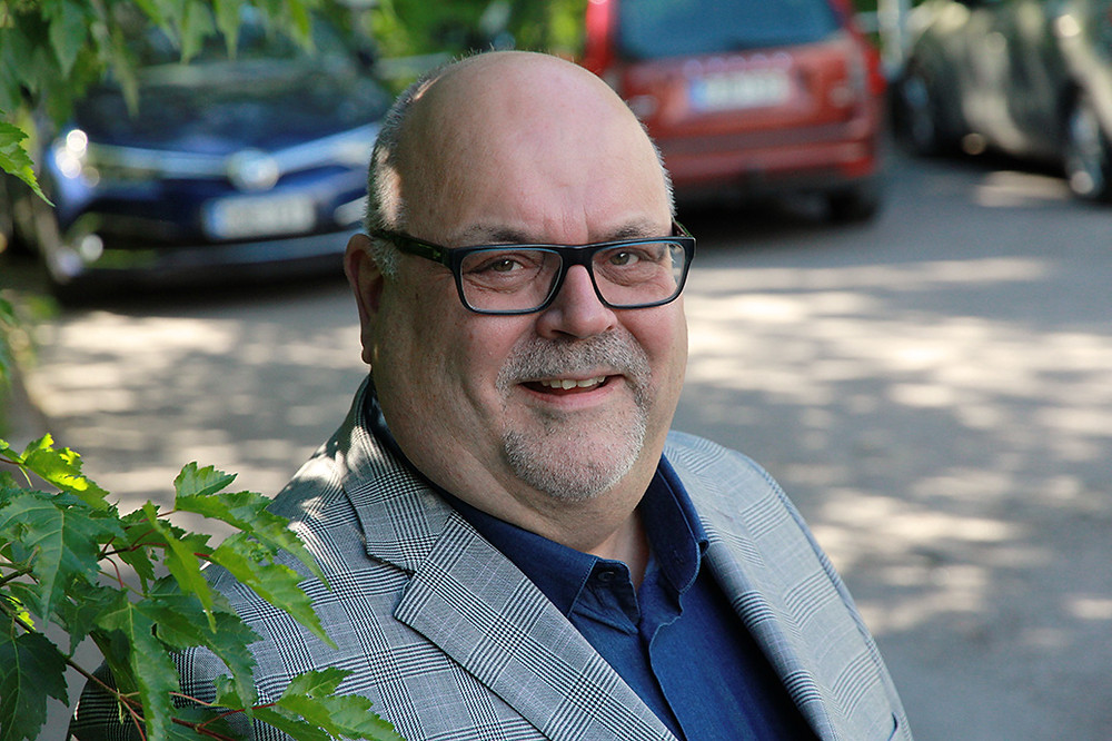 Hengitysliiton sisäilma- ja korjausneuvonnan päällikkö Timo Kujala.