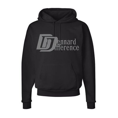Dennard Difference - Black Hoodie