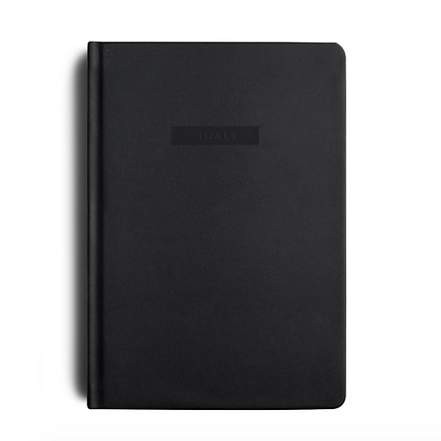 Invest in yourself - Goals Notebook