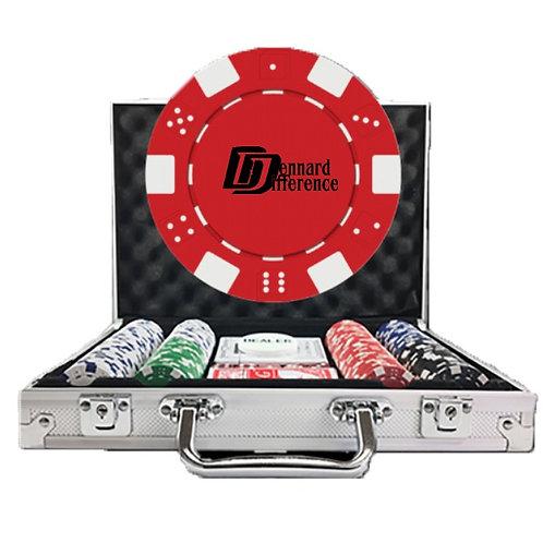 Dennard Difference - Poker Set