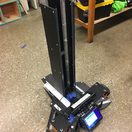 pathfinder robot. [semi-failed projects]