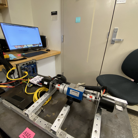 dyno updates: setup in the lab and plan moving forward [updates]