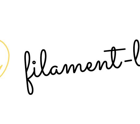 filament updates: here's a fun first logo idea (or a few) [updates]