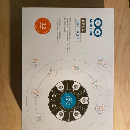 interesting kits on the market: arduino opla IoT kit [review-ish?]
