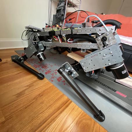 chip updates: transferring weight off the leg [updates]