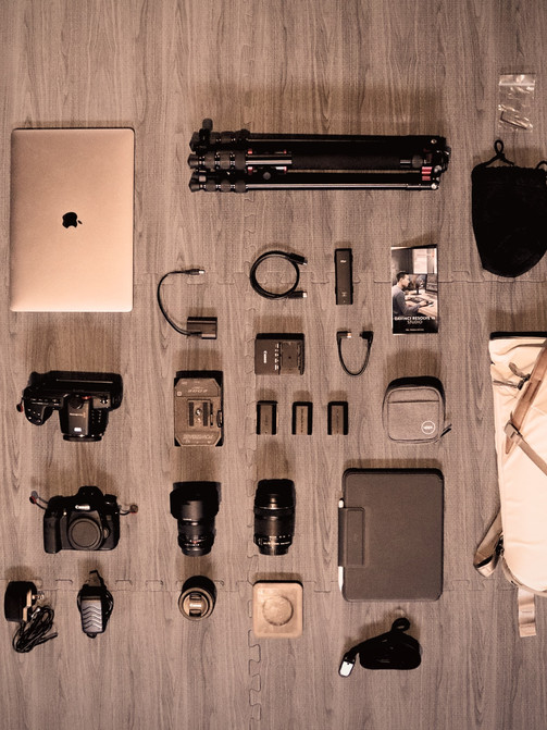 Photo/Video Equipment