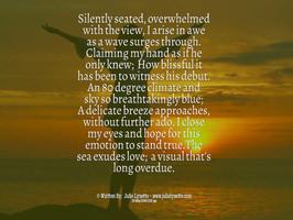 Inspiring Words: An Oceanview