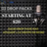 DJ Drop Packs