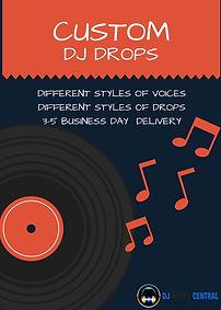 dj drop creator