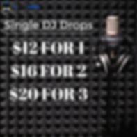 Single DJ Drops