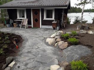 Maisemoinnit ja puutarhasuunnitelmat - Mäki-Tulokas Oy