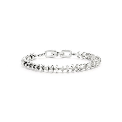 Puakenikeni Bracelet in Sterling Silver
