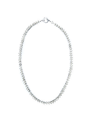 Puakenikeni Necklace in Sterling Silver