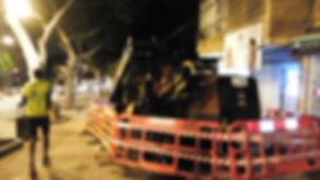 אינסטלציה וחפירות ברחוב יעקב