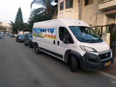 רכב קרני השחר שירות תיקוני אינסטלציה ודודי משמש