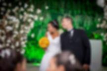 fotografia casamento Chácara Marília.