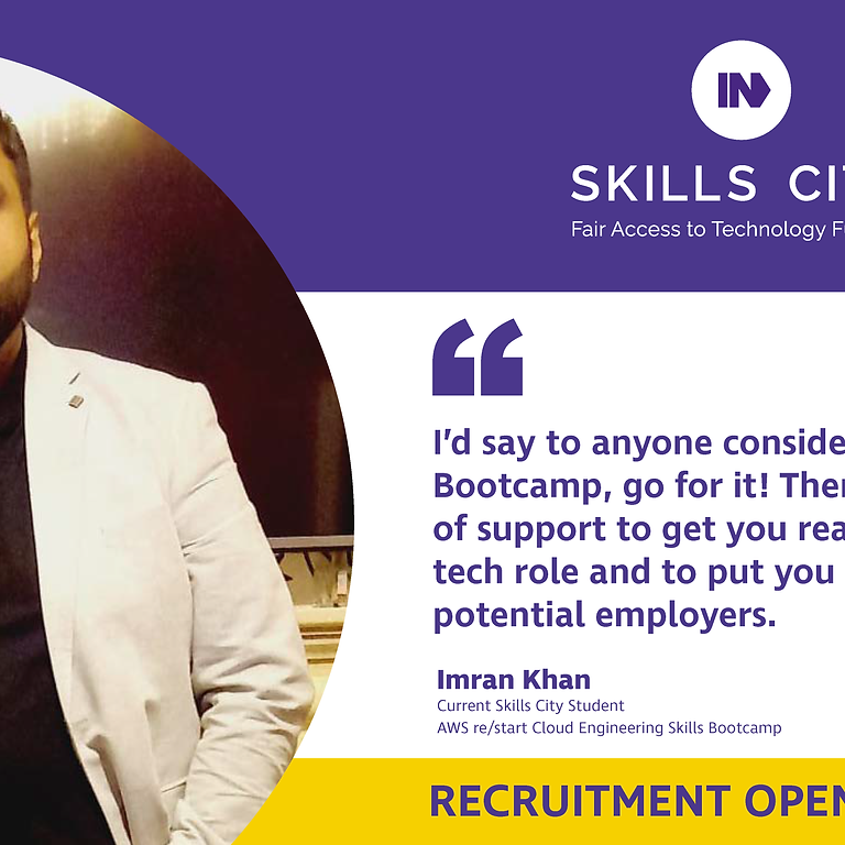 Skills City Recruitment Open Evening