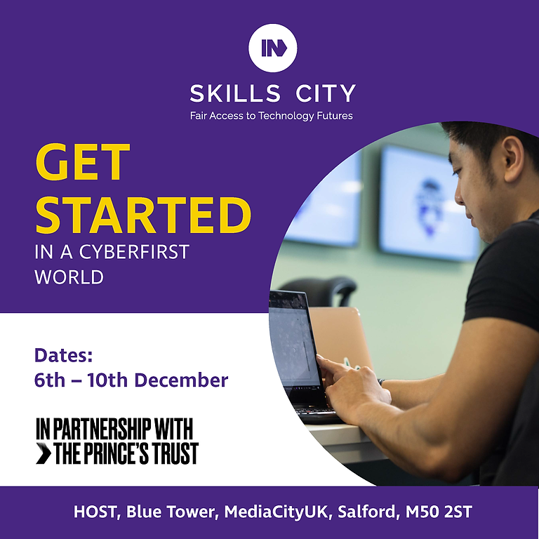 Get Started in a CyberFirst World