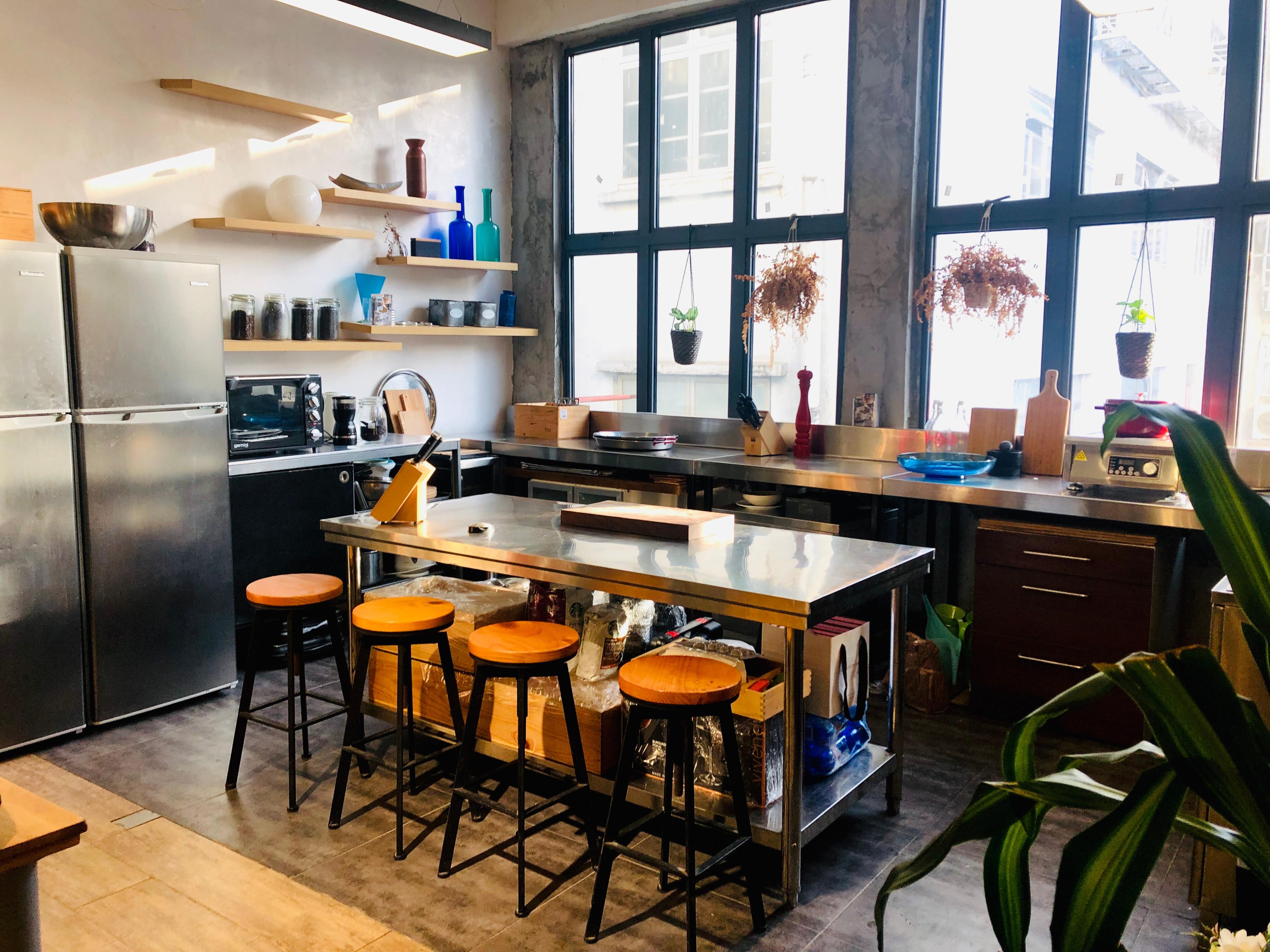 Private Kitchen (2 hour rental)