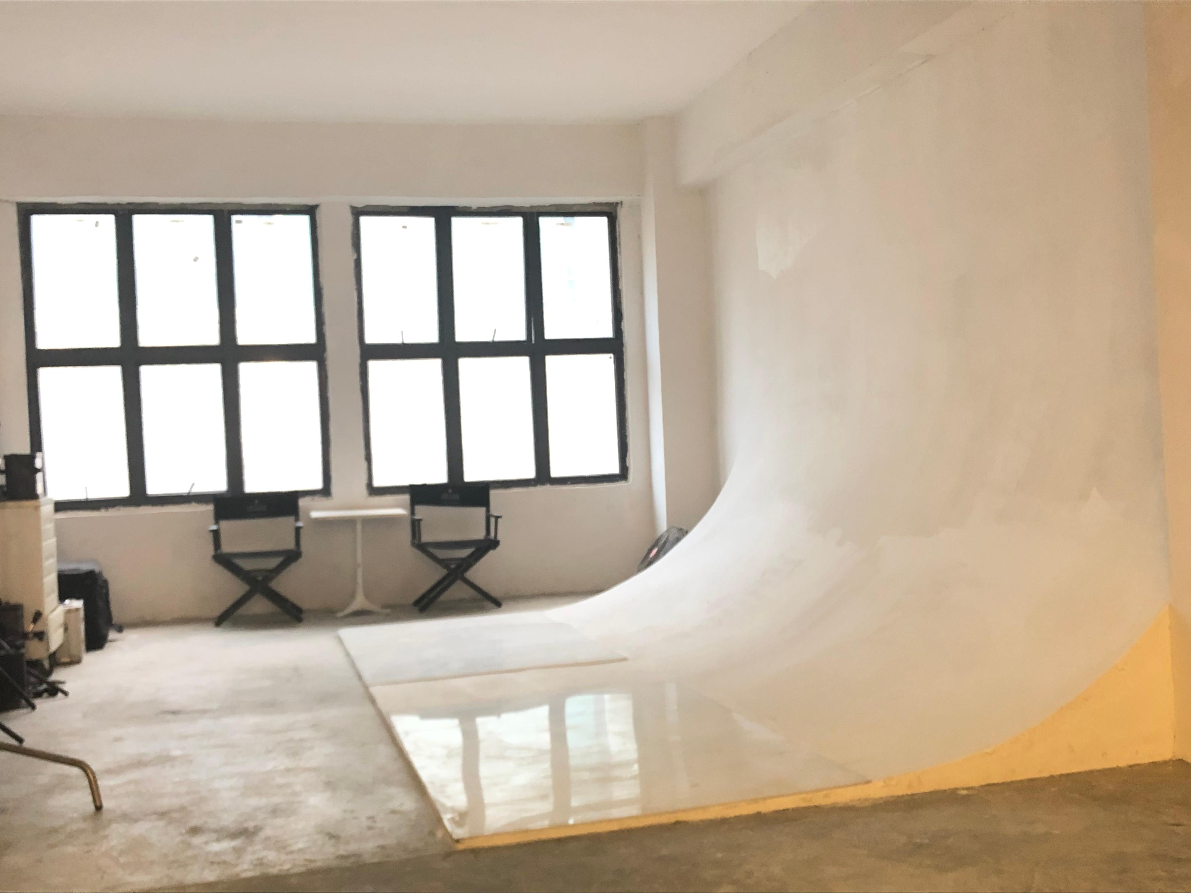 Daylight Studio Rental (2 hour rental)