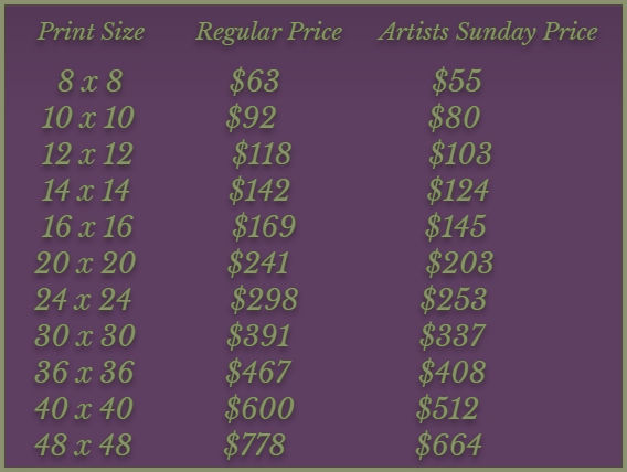 price list for artists sunday.jpg