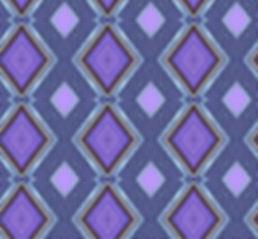 image of purple diamond pattern with distressed blue frames, image by Jodi DiLiberto