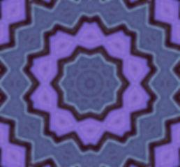 image of purple kaleidoscope with brown edges, image by Jodi DiLiberto