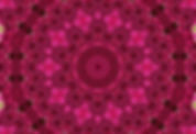 digital image of a red and pink mandala, digital image of rose petals, digital image resembling cobblestones, digital art by Jodi DiLiberto