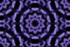 Digital Art depicting a mandala of purple birds in a spirit flight,Digital Art by Jodi DiLiberto