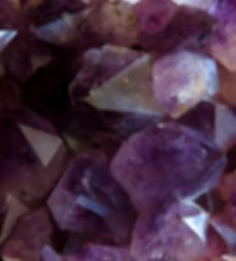 Photograph of an Amethyst geode, photograph by Jodi DiLiberto