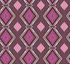 image of magenta diamond pattern, image by jodi diliberto