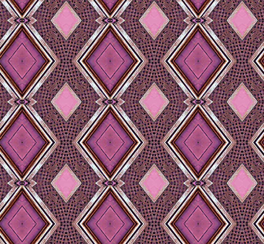image of magenta diamond pattern, image by jodi diliberto