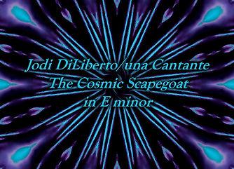 The Cosmic Scapegoat in E minor by Jodi DiLiberto, Celtic music, celtic instrumental, recorder duet