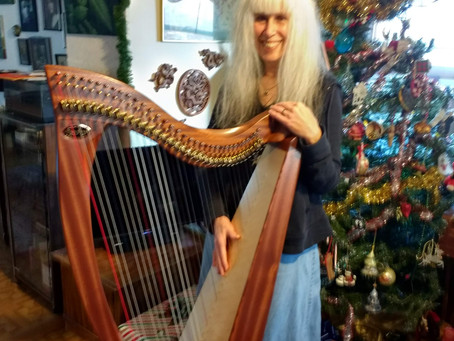 I've Been Playing the Harp All Wrong!
