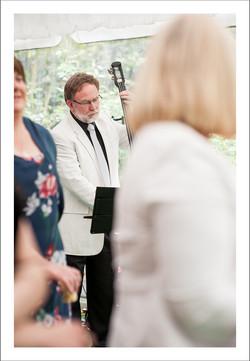 Sometimes it rains on wedding days