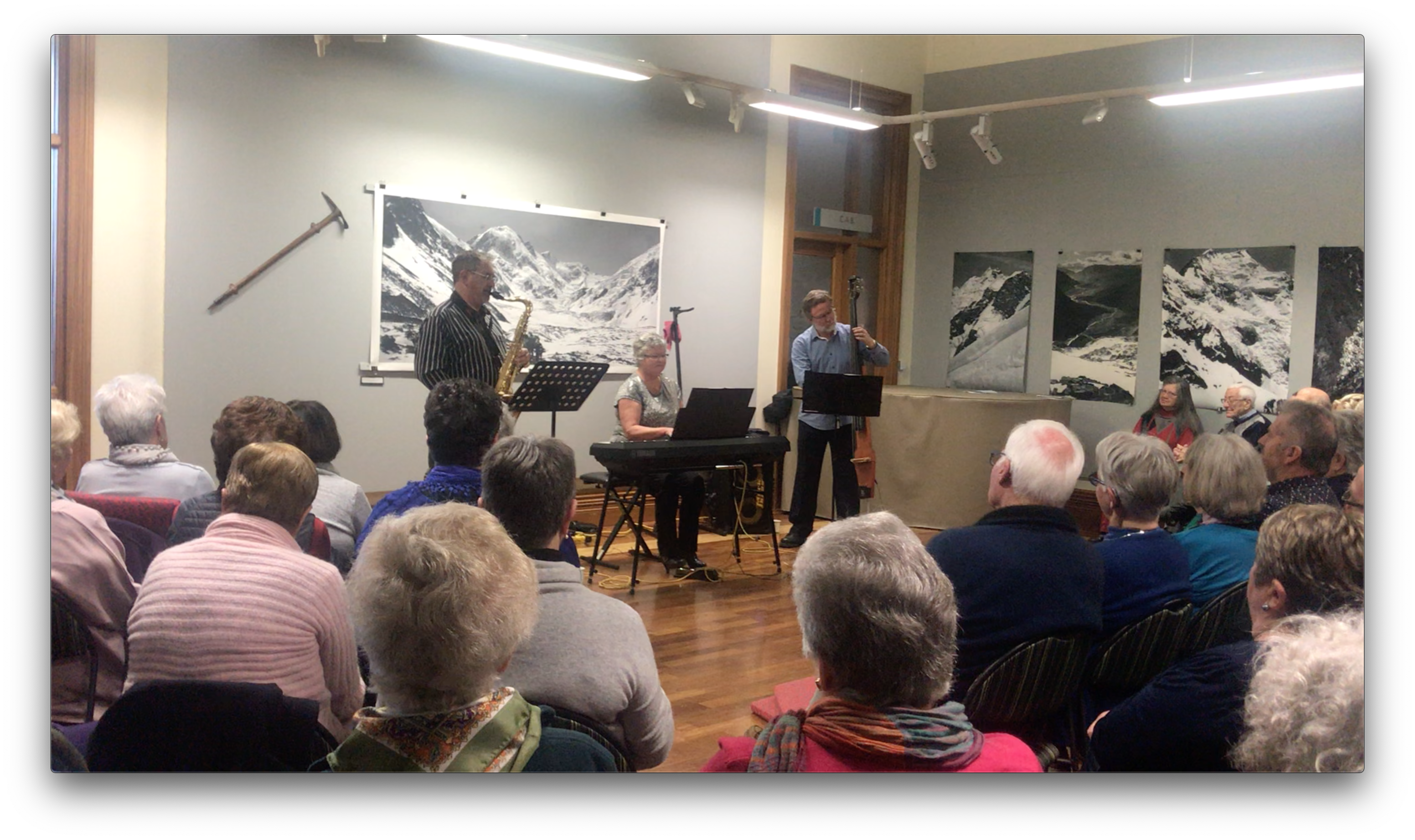 Chamber Gallery concert