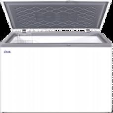 Морозильный ларь с глухой крышкой МЛК-400