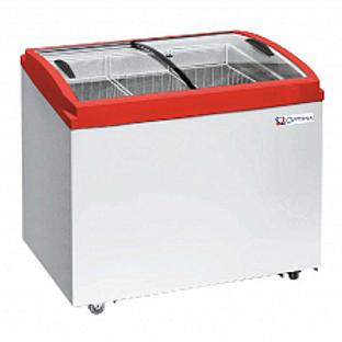Морозильный ларь OPTILINE 350E