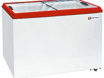 Морозильный ларь OPTILINE 350C