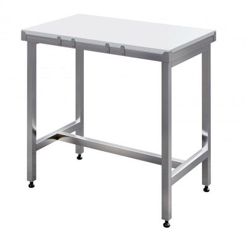 Обвалочные столы изготавливаются из нержавеющей стали, имеющей доступ к контакту