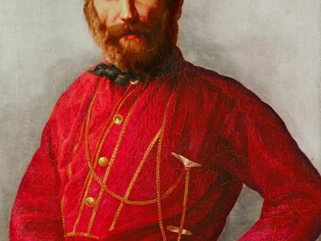 Джузеппе Гарибальди и Таганрог