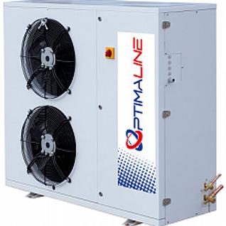 Малошумный холодильный агрегат CALIBER-10-MLZ058